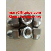 Best stainless steel UNS S31008 cap nut wholesale