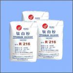 Best Dioxide De Titanium Rutile R216 wholesale