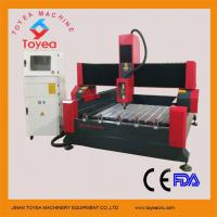 Best DSP controlled Glass Relief CNC Engraving machine with HIWIN square linear rail TYE-1318C wholesale