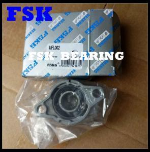 China Zinc Alloy KFL002 UFL002 Pillow Block Bearings Two - Bolt KP08 KFL000 UP001 on sale