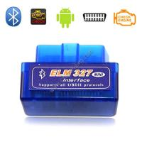 Best Mini ELM327 Bluetooth OBD2 Reader Adaptor Icar Mini OBD2 Scanner wholesale