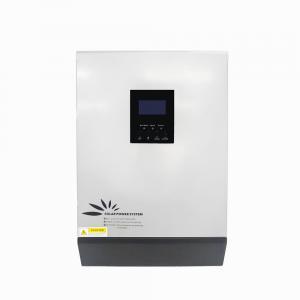Wifi Monitoring Solar Power Hybrid Inverter 1KW,2KW,3KW,4KW, 5KW,6KW,8KW Pure Sine Ware MPPT PWM Solar Controller 60A