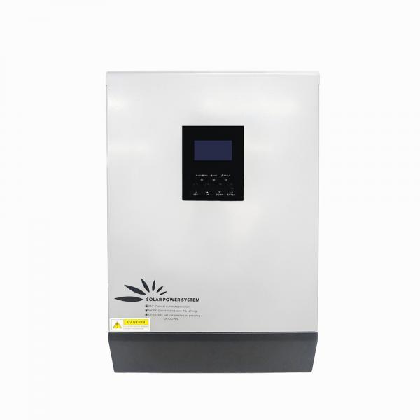 Cheap Wifi Monitoring Solar Power Hybrid Inverter 1KW,2KW,3KW,4KW, 5KW,6KW,8KW Pure Sine Ware MPPT PWM Solar Controller 60A for sale