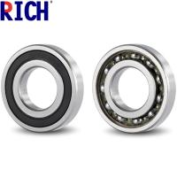 Best Chrome Steel 62 / 32 Tensioner Pulley Bearing Grease Or Oil Lubrication wholesale