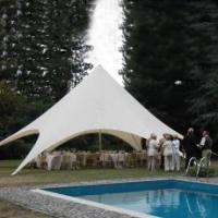 Best Customized High Top White Outdoor Star Canopy Tent Waterproof wholesale