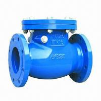 Best Check Valve, Made of Ductile Iron Body  wholesale