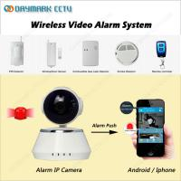 Buy cheap Wireless Security Camera System 720P Free Iphone Android App from wholesalers