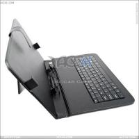 "Best Universal Leather Case with Keyboard for 10"" Tablet PC P-Uni10 wholesale"