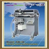 Best High Precision Cylindric Silk Screen Printing Machine wholesale
