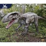 Best Theme Park Robotic Dinosaur Life Size High Quality Realistic Dinosaur Models For Sale wholesale