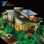 Best Beautiful miniature building model , architectural house model wholesale