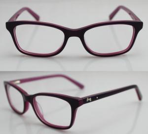 Best Hand Made Acetate Kids Eyeglasses Frames to Children Protect Eyes wholesale