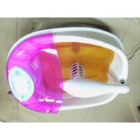 Cheap Laser Dolphin Cell Ion Detox Foot Spa With PCB Material , CE RoHS Approve for sale