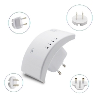 China 2.4G 10/100M Wi-Fi Booster 300M Wireless WIFI Repeater on sale