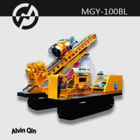 MGY-100BL full Hydraulic drilling rig crawler drilling machine hydropower project