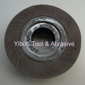 Best 350*50*32mm Plane Flap Wheel for Polishing Steel Pipe wholesale