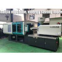 Buy cheap Screw Type 400 Ton Two Color Injection Molding Machine Clamping Unit 0 ~ 180 from wholesalers