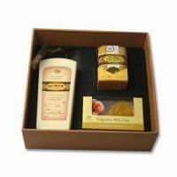 Best Bath Set with Functions of Calming Nerves and Skin Care, Includes 1 Bar of Glycerin Soap wholesale