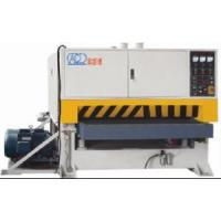 China Wide Belt Grinding Machine Stainless Steel and Aluminium Sheet Surfaces on sale