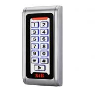 Best Waterproof Mifare Card Metal Access Control Keypad (JS-S600MW) wholesale