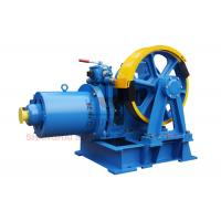Buy cheap Constant Torque Geared Traction Machine / Traction Elevator Components SN from wholesalers