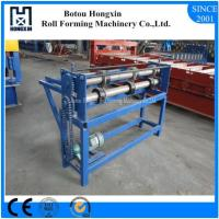 Best High Performance Roll Forming Machine Parts Roof CE Slitting Machine wholesale