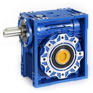 Best Mechanical Power Transmission Aluminium Alloy Small VF Type Worm Drive Gear Box wholesale