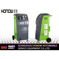 Best Plastic And Iron Car Refrigerant Recovery Machine / Automotive AC Machines Refrigerant Recovery Systems wholesale