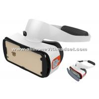 Buy cheap ABS PC Android 3d Virtual Reality Headset For Cellphone Bluetooth Controller product