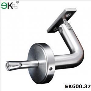 China Stainless steel expansion bolt adjustable mount glass railing bracket-EK600.37 on sale