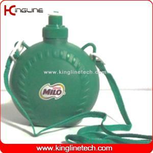 China Plastic sport water bottle,plastic sport bottle,500ml  plastic drink bottle (KL-6562) on sale
