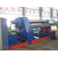 Best 4 Roller Roll Forming Machine Bending Roll Machine Max Bending Thickness 100mm wholesale