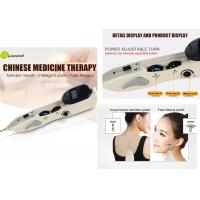 Best Low Frequency Electronic Acupuncture Pen With 3 Replaceable Probes 1-10 Intensity wholesale