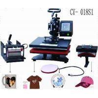 China Multifunction Combo Heat Press Transfer Printing Machine (CY-S1) on sale
