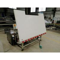 Buy cheap Single Side Heated Roller Press with Tilting Table,Heated Roller Press Machine from wholesalers