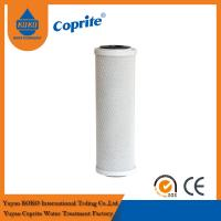 "Best 10"" CTO Drinking Water Filter Cartridges  / Coconut Carbon Block Filter Cartridge wholesale"