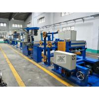 Best Twin -  Screw 380v Cable Extruder Machine  ,  Power Cable Making Machine wholesale