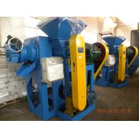 Best Waste Tire Recycling Machine With Rubber Pulverizer For Tire Rubber Granules wholesale