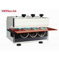 China LED PCB board Cutting Machine SMD PCB Cutter with Double Knife 1.2LED Light pcba cut on sale
