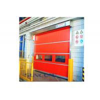 Best High Frequency Using Industrial High Speed Door , Automatic Shutter Door wholesale