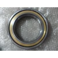Best Less Friction Angular Contact Thrust Ball Bearings 50X110X27 High Precision Nylon Cage wholesale