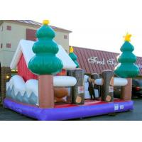 Best Amusement Park Inflatable Holiday Decorations Safe Enough For Christmas wholesale