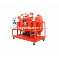China Waste Lube Oil Recycling System, Lube Oil Vacuum Dehydration Machine, Fulids Treatment Plant, impurity remove on sale
