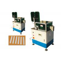 Best SMT-CG200 Stator Paper Cutting Machine / Slot Wedge Forming Cutting Machine wholesale