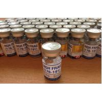 Best 5mg , 10mg Fat Burning Supplement Bodybuilding Growth Hormone HGH Fragment 176-191 wholesale