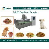 China High Power Pet Extrusion machine , Food Extruding Line / machinery on sale
