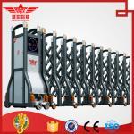 Best Auto extending gate electric retractable sliding doors with remote control L1520 wholesale