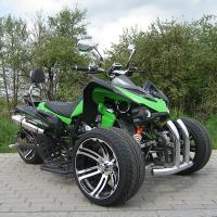 Best 4 Speed 10kw 249 Cc Tri Wheel Motorcycle Electric Ignition Trike wholesale