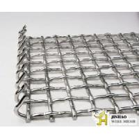 China Galvanized Crimped Wire Mesh (JH-032) on sale