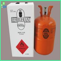 Best High quality refrigerant gas R600A For Wholesale wholesale